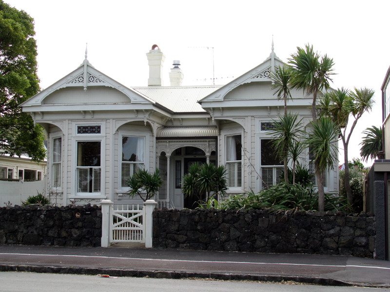victorian house. Victorian House